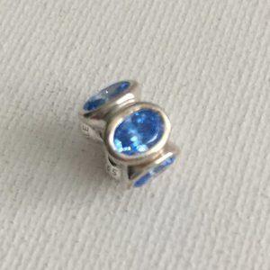 Pandora Blue Gems Spacer